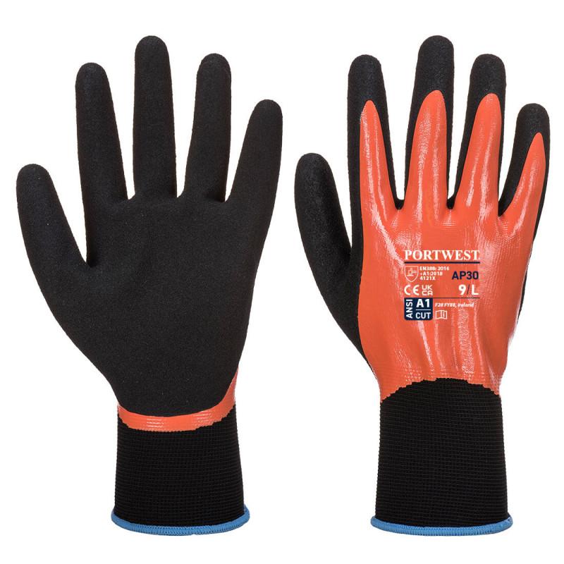 Sealtex Bomber Ultra huomiotakki (oranssi)