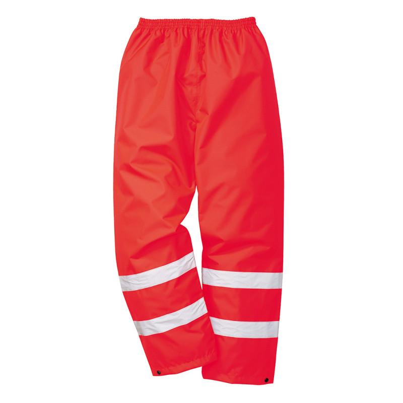 Leonardo viinin punainen lyhythihainen 100% mikrokuitu unisex kokin takki