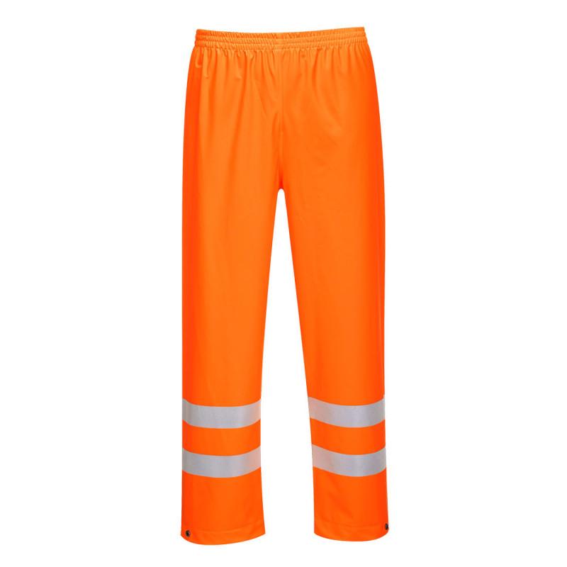 Coulisse tumman harmaa kokin housut
